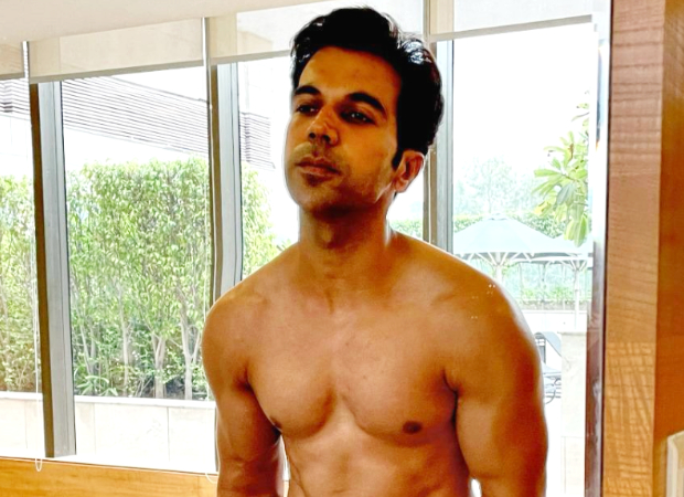 Rajkummar Rao undergoes physical transformation for his role of a cop in Badhaai Do