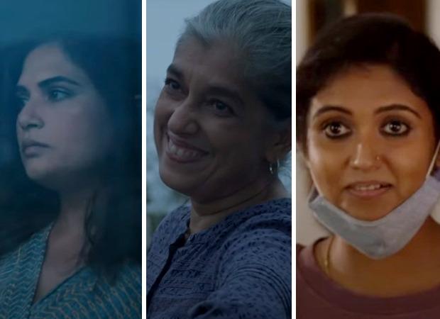 ऋचा चड्डा, रत्ना पाठक शाह, रिंकू राजगुरू और अन्य स्टार महामारी केंद्रित एंथोलॉजी फिल्म अनपज़ेड 18 दिसंबर को अमेज़न प्राइम वीडियो पर रिलीज़