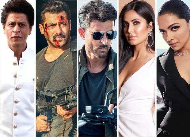 SCOOP: शाहरुख खान, सलमान खान, ऋतिक रोशन, कैटरीना कैफ, दीपिका पादुकोण YRF स्पाई यूनिवर्स फ्लिक के लिए एक साथ आएंगे?