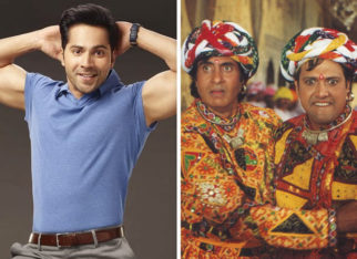 SCOOP Varun Dhawan to step into Govinda's shoes once again for Bade Miyan Chote Miyan remake!
