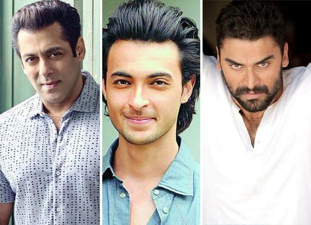 सलमान खान ने एंटिम के लिए आयुष शर्मा के साथ शूटिंग शुरू की;  निकितिन धीर कलाकारों में शामिल