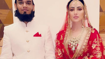 Sana Khan's husband gifts her an iPhone on completing one month of being married, she says a gift from her is pending