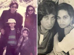 Shraddha Kapoor shares throwback pictures on the special occasion of her parents' wedding anniversary