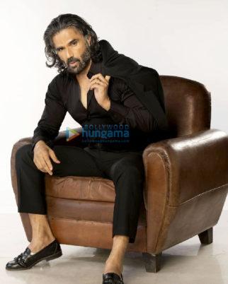 Celebrity Photos of Suniel Shetty