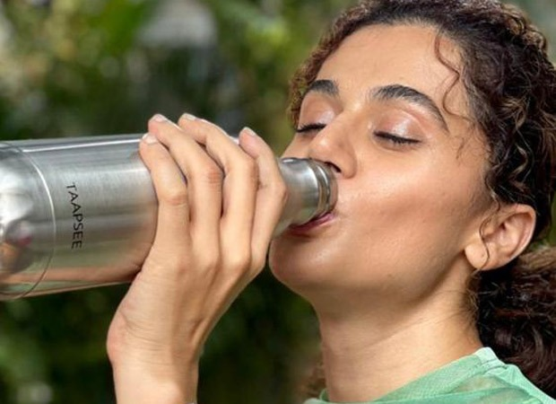 Taapsee Pannu and Tahir Raj Bhasin starrer Looop Lapeta set goes plastic-free : Bollywood News – Bollywood Hungama