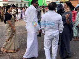 On The Sets Of The Movie Thalaivi