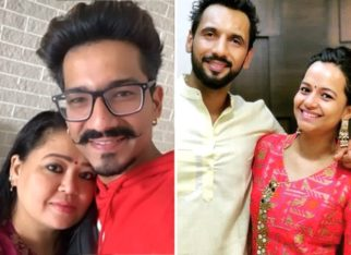 VIDEO Bharti Singh and Harsh Limbachiyaa join Punit J Pathak's wedding celebration