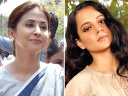 After joining Shiv Sena, Urmila Matondkar talks about remarks made by Kangana Ranaut