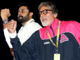 Amitabh Bachchan lauds Amazon Prime Video's Sons of the Soil: Jaipur Pink Panthers; calls it 'real honest' and 'motivating'