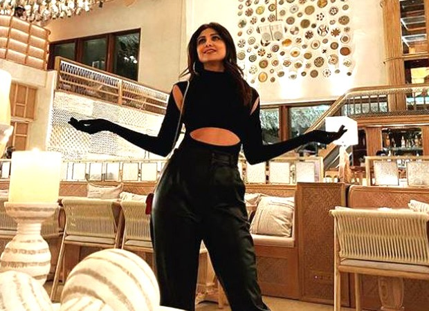 Shilpa Shetty shares pictures of her soon-to-be-unveiled swanky new restaurant in Mumbai - Bollywood Hungama