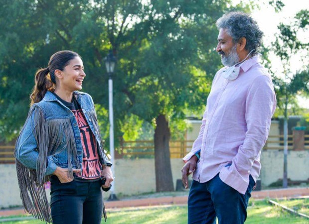 Alia Bhatt starts shooting for SS Rajamouli's RRR; to play the role of Sita : Bollywood News – Bollywood Hungama