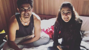 2 Years of Kedarnath: When Sara Ali Khan and Sushant Singh Rajput had a meal together on the sets