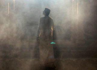 Abhimanyu Dassani shares a working still from his upcoming film Meenakshi Sundareshwar