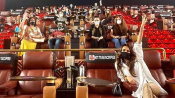 Kiara Advani watches her film Indoo Ki Jawani in the theatre with her family; shares her experience