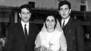 On Raj Kapoor's 96th birth anniversary, Kareena Kapoor and Karisma Kapoor remember him with rare pictures