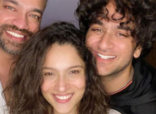 After getting expelled from Bigg Boss 14, Vikas Gupta meets Ankita Lokhande and shares 'Happy pictures' with her
