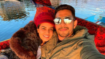 Aditya Narayan and Shweta Agarwal get cosy in their pictures from their honeymoon in Kashmir