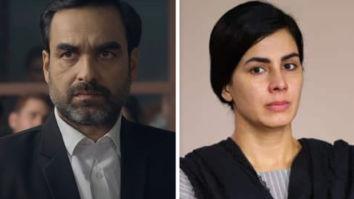 "EXCLUSIVE: ""Pankaj Tripathi and I would never discuss our scenes""- Kirti Kulhari on Criminal Justice Season 2"