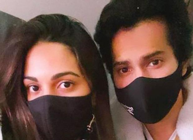Varun Dhawan posts a selfie with 'praying partner' Kiara Advani as they resume shoot for Jug Jugg Jeeyo