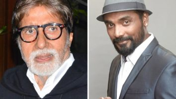 Amitabh Bachchan wishes speedy recovery to Remo D'Souza after the filmmaker suffered a heart attack