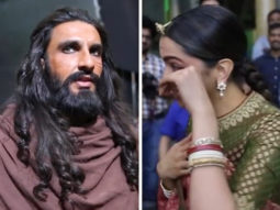 3 Years Of Padmaavat: Sanjay Leela Bhansali shares unseen videos of Ranveer Singh and Deepika Padukone as they get emotional