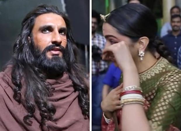3 Years Of Padmaavat: Sanjay Leela Bhansali shares unseen videos of Ranveer Singh and Deepika Padukone as they get emotional