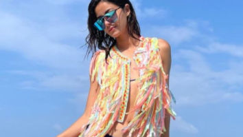 Ananya Panday is already missing Maldives as she shares a picture of her 'fringe fun'