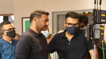 Ajay Devgn announces the wrap of MayDay's first schedule