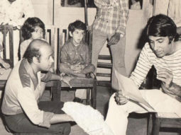 Amitabh Bachchan posts a throwback picture from the rehearsal of Mr. Natwarlal featuring young Hrithik Roshan