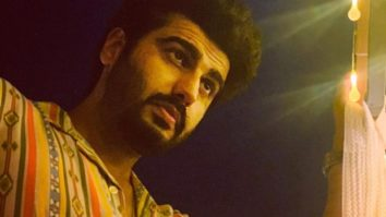 Arjun Kapoor becomes muse for Malaika Arora under the moonlight