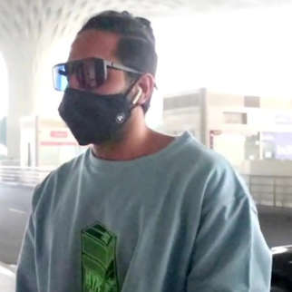 Ayushmann Khurana spotted at Airport