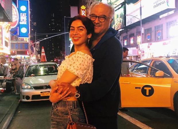 Boney Kapoor confirms that Khushi Kapoor will make her acting debut soon