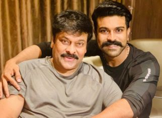 Chiranjeevi and Ram Charan to share the screen space in Acharya for the first time ever!