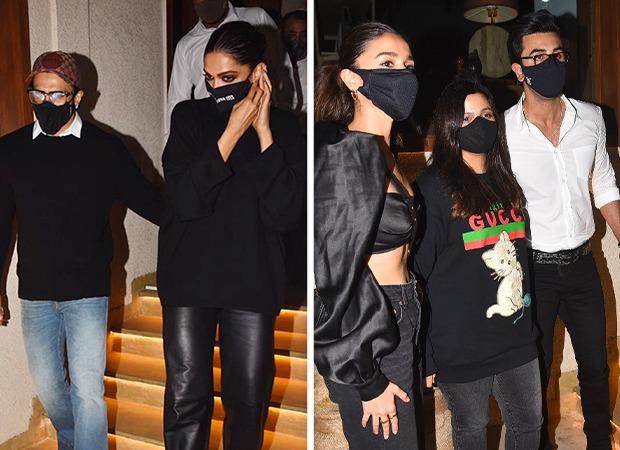 Deepika Padukone & Ranveer Singh host her birthday bash ...