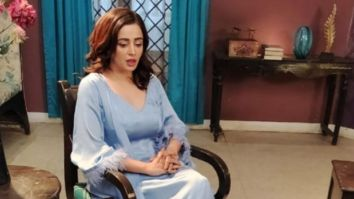 From The Sets Nehha Pendse begins shooting for her part in Bhabhiji Ghar Par Hain