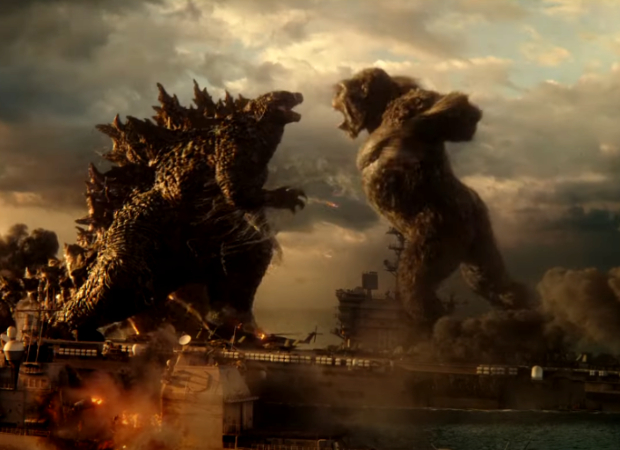 Godzilla vs Kong trailer is all about disaster and mayhem; film to release in India on March 26