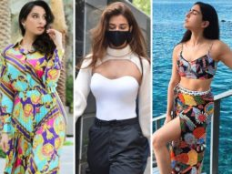 HITS AND MISSES OF THE WEEK: Sara Ali Khan, Disha Patani grab attention with their style; Nora Fatehi leaves us unimpressed