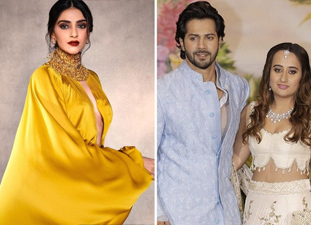 Here's why Sonam Kapoor Ahuja will NOT attend Varun Dhawan and Natasha Dalal's wedding
