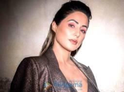 Celeb Photos OF Hina Khan