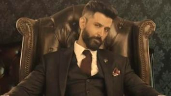Hrithik Roshan looks dapper as the mighty Don Beardo