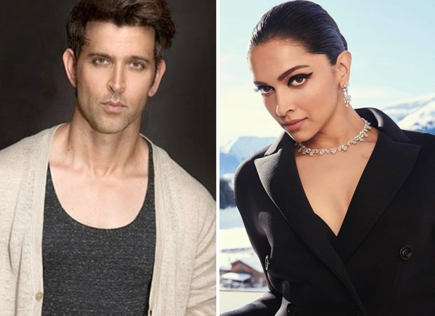 IT'S OFFICIAL! Hrithik Roshan and Deepika Padukone to star in Siddharth Anand's Fighter, film to release on September 30, 2022 : Bollywood News – Bollywood Hungama