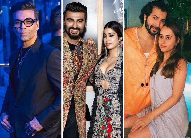 Karan Johar, Arjun Kapoor, Janhvi Kapoor and others to set the stage ablaze with their performances for Varun Dhawan-Natasha Dalal's Sangeet night