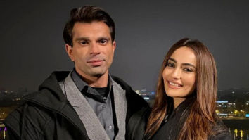 Karan Singh Grover and Surbhi Jyoti pull off daredevil mid-air fighting scenes for Qubool Hai 2.0