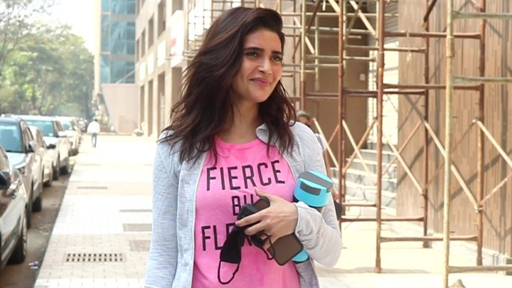Karishma Tanna and Rashmi Desai clashed at their gym at Andheri