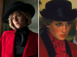 Kristen Stewart embodies Princess Diana in the first look of the upcoming film Spencer