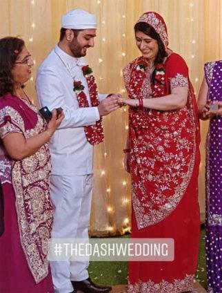 Kuch Kuch Hota Hai's Parzaan Dastur marries longtime girlfriend Delna Shroff