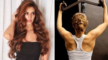 MIDWEEK MOTIVATION Disha Patani flaunts her toned back and arms in the latest video