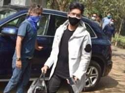 Manish Malhotra arrives at the venue for Varun Dhawan – Natasha Dalal's wedding