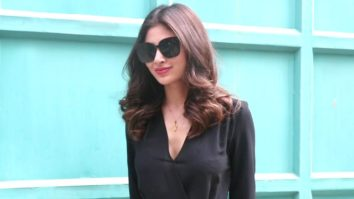 Mouni Roy spotted at Maddock office