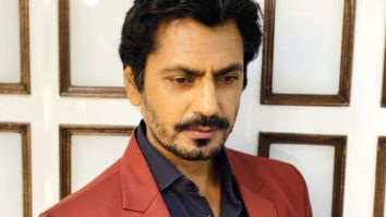 Nawazuddin Siddiqui flies to London for his next project, Sangeen